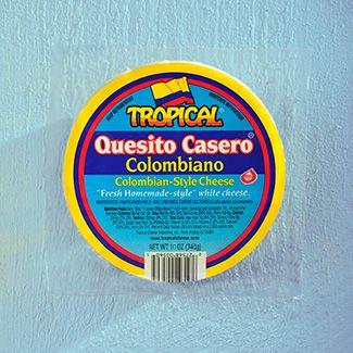 Tropical Quesito Casero Colombiano.