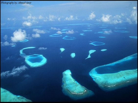 Scattered Islands of South Male' Atoll, Maldives