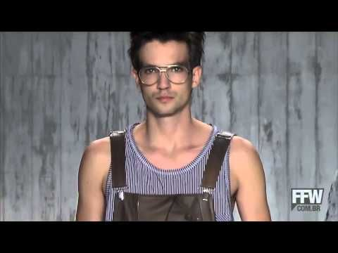 ▶ Herchcovitch - Verão 2013-14 - Fashion Rio - YouTube
