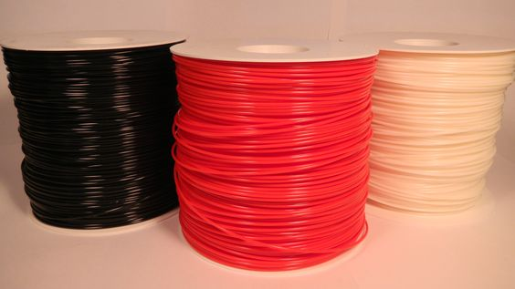 Spools from Solidoodle!