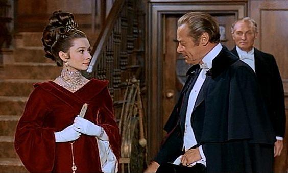 Henry Higgins Bullies Eliza Doolittle