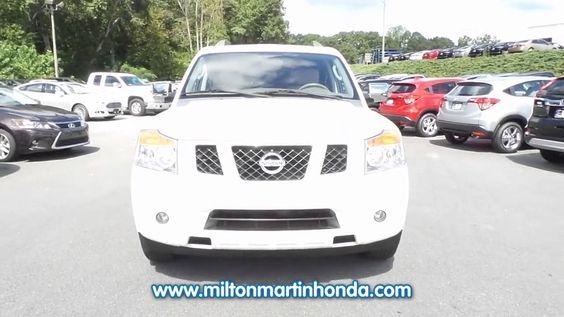 USED 2010 NISSAN ARMADA 2WD 4DR SE at Milton Martin Honda  #K2697