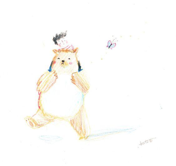 InspirArch // Friend and illustrative whiz Kate Alizadeh...