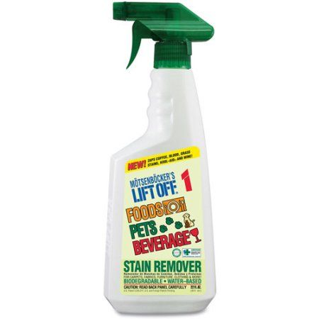 Motsenbocker's Lift-Off 1 Food, Pets & Beverage Stain Remover, 22 fl oz