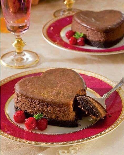 Corazon de Chocolate