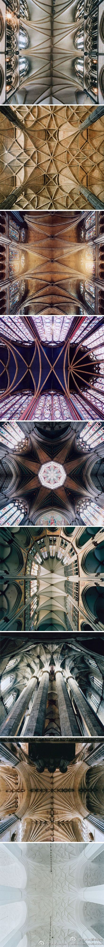 Cathedrals: Gothic Cathedrals, Architectural Kaleidoscopes, Gothic Architecture, Cathedrals Architecture, Kaleidoscope Cathedrals, Churches Cathedrals, Architecture Design, Patterns Cathedrals