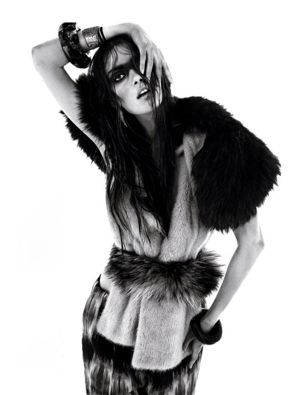 'Clan Nomada' | Maria Palm By Alvaro Beamud Cortes For S Moda | January 2013