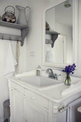 white country bath