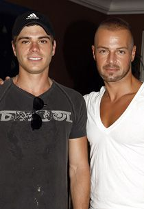 Matt and Joey Lawrence... I had serious crushes on these boys when I was a teenager.