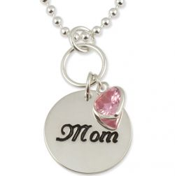 Why not spoil the special women in your life with personalized jewelry this Christmas? A Necklace with NAME personalized for your loved one is...