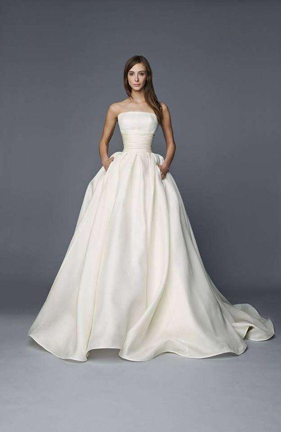 Antonio Riva sposa 2017 - Vestito da sposa con tasche