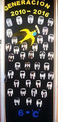 Puerta de graduación