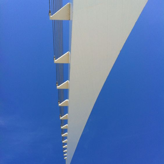 Sun dial bridge - Redding, California