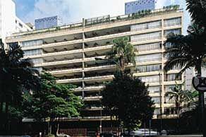 Fachada do edifício: características originais mantidas
