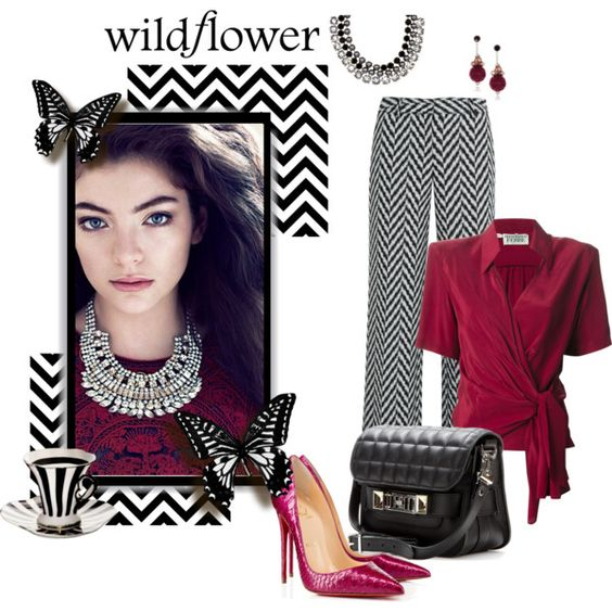 """""""Wildflower"""" by barones-tania on Polyvore"""