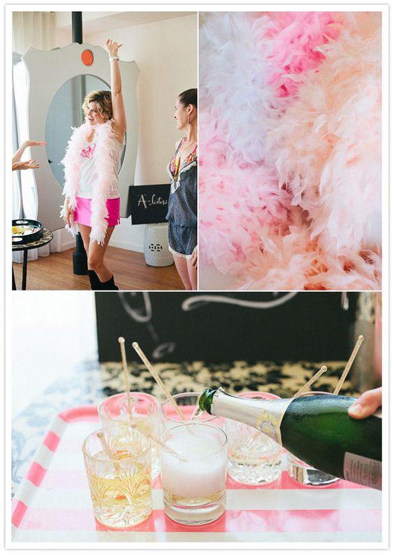 burlesque bachelorette party