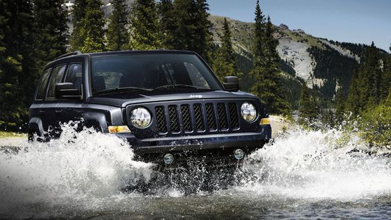 2012 Jeep Patriot Unsurpassed MPG
