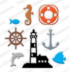 Mini Nautical Set: