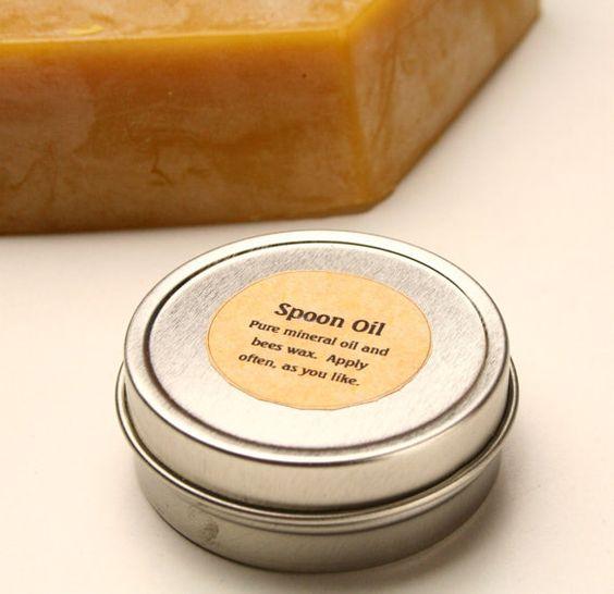 1 ounce spoon oil treatment