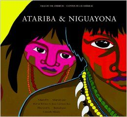 Una leyenda popular corta de los indios Taino de Puerto Rico que cuenta de un muchacho joven que sale en una búsqueda de una fruta mágica que curará a una muchacha joven agonizante en su pueblo.
