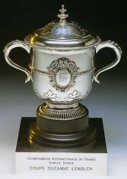 Puchar im. Suzanne Lenglen, French Open