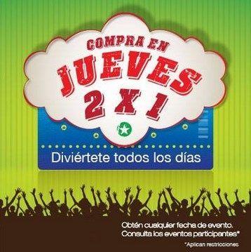 Jueves 2×1 Ticketmaster Alejandro Sanz, Luis Miguel, Ana Torroja