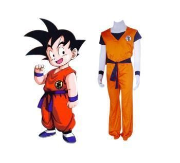 How To Make A Kid Son Goku Costume - 8 steps - OneHowto