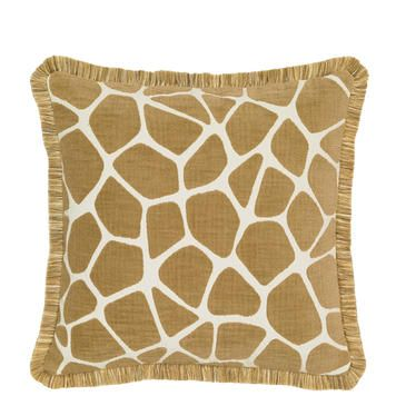 Elaine Smith outdoor pillows--these are AMAZING! look and feel like indoor. bungalowaz.com