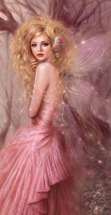 Elves Faeries Gnomes:  #Faery.tirado do album de pinterest.com lozi888 hadas-y-anjeles olhar novamente lindos