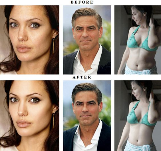 Most Blatant Uses of Photoshop in Magazines Ads | YourCover