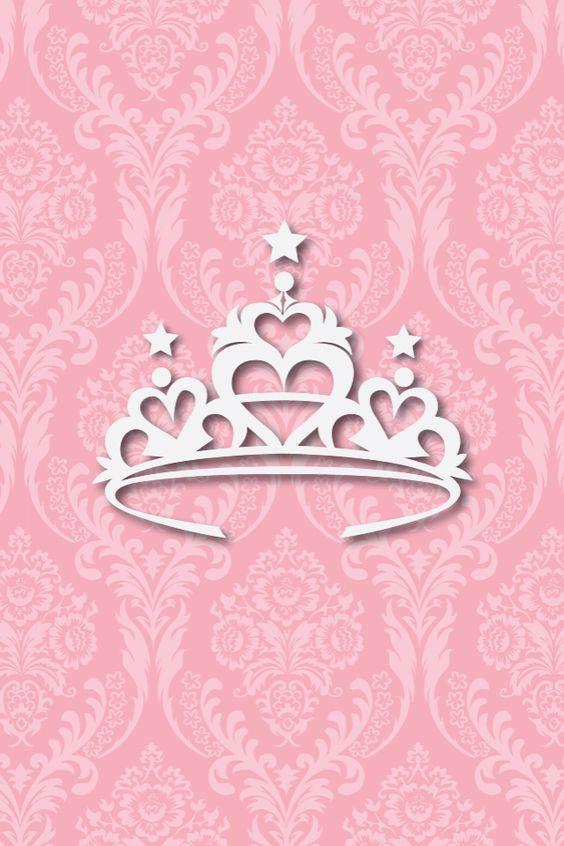 Princess crown cute phone wallpaper pinterest for Pretty princess wallpaper
