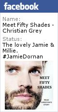 Meet Fifty Shades. Fifty Shades of Grey through the eyes of Christian Grey. Grey. Christian Grey. G E Griffin. Gillian Griffin. EL James.