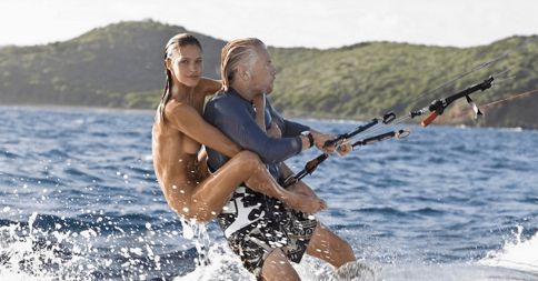 Not Denni parkinson and richard branson remarkable, the