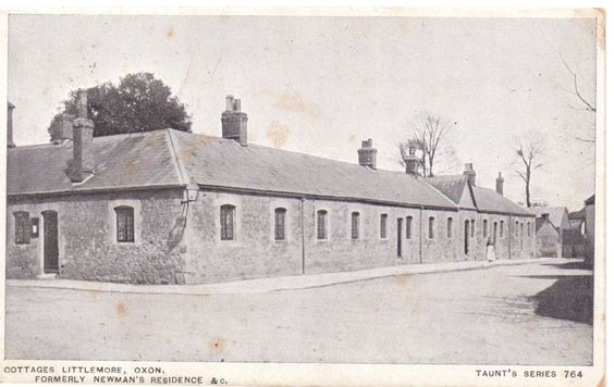 Cottage's Littlemore, Oxford - Newman's House - PU 1913 - Taunt No. 764   in Collectables, Postcards, Topographical: British, England, Oxfordshire | eBay