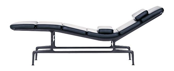 Soft Pad Chaise - Charles & Ray Eames for Vitra