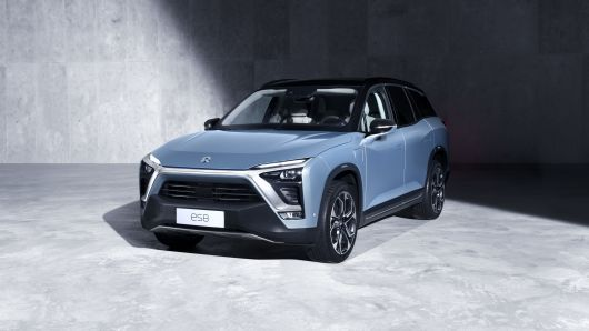 Chinese Electric Car Company Nio Seeks To Raise 1 8 Billion In Ipo Electric Cars Tesla Model X Suv