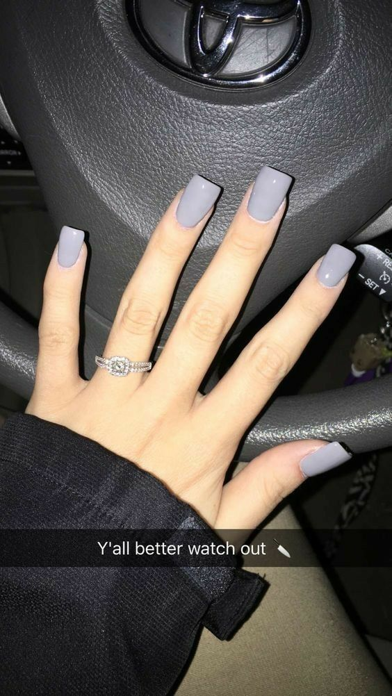 Like The Color Of Her Nails Short Square Acrylic Nails Square Acrylic Nails Acrylic Dip Nails