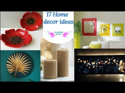 Home Decor Ideas Art And Craft 5 Minute Crafts Craft Diy Crafts Diy Amazing Pixies Youtube In 2020 Crafts 5 Minute Crafts Diy Craf