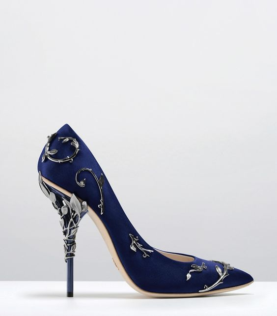 Ralph russo haute couture collection shoes style 13 for Haute couture shoes