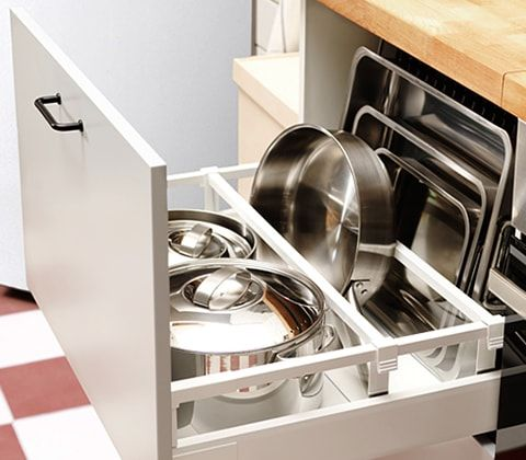 Ikea Accessori Interni Per Mobili Cucina.Accessori Interni Cucina Ikea Idee Cucina Ikea Organizzazione Cassetto Cucina Cucina Ikea
