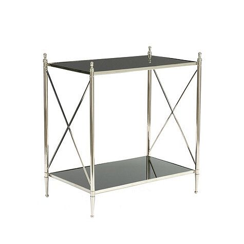 Renard Rectangular Side Table by Ballard Designs  I  ballarddesigns.com