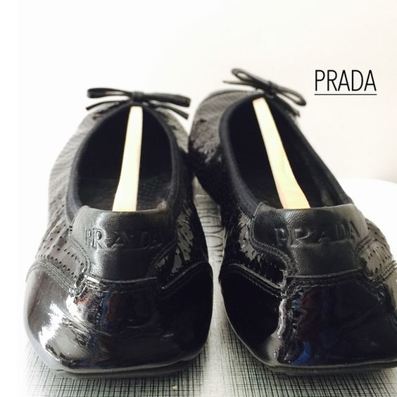 prada bags brown leather - HP?? | PRADA | O2O Ballet Flats | Prada Shoes, Loafers and Overalls