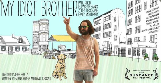 My idiot brother: