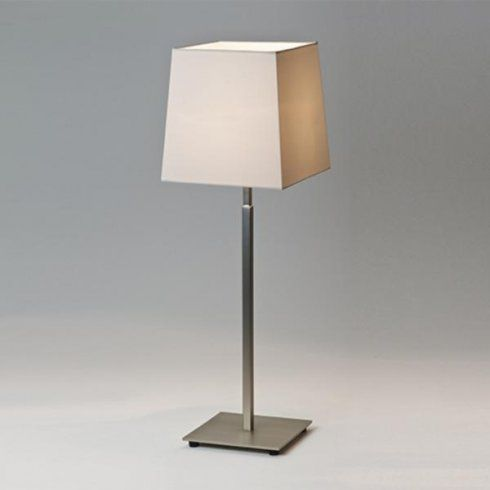 Simple and stylish Desk Lamp, it's sleek design means it's a bit of a space saver, important with limited desk space