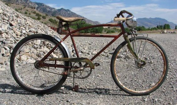 FINISHED BIKES GALLERY | Rat Rod Bikes