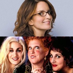 "Tina Fey will produce a sequel to ""Hocus Pocus"""