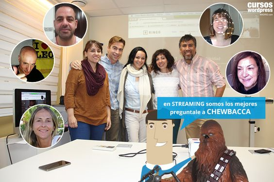 Curso de WordPress con Chewbacca incluido