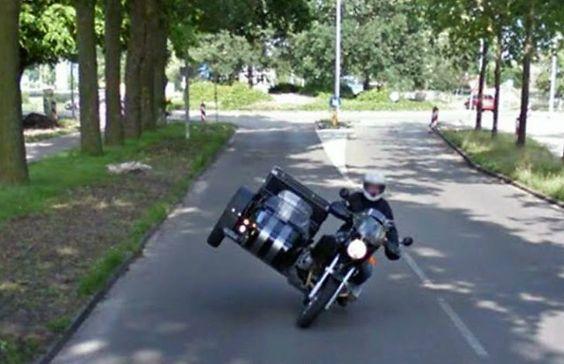 15 απίστευτα αστείες φωτογραφίες που τράβηξε το αμάξι της Google