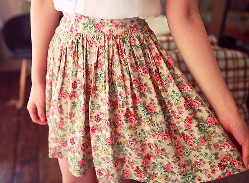 Imagem de fashion, girl, and skirt