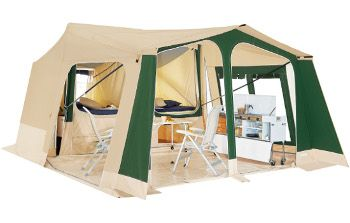 Trigano Odyssee Trailer tent